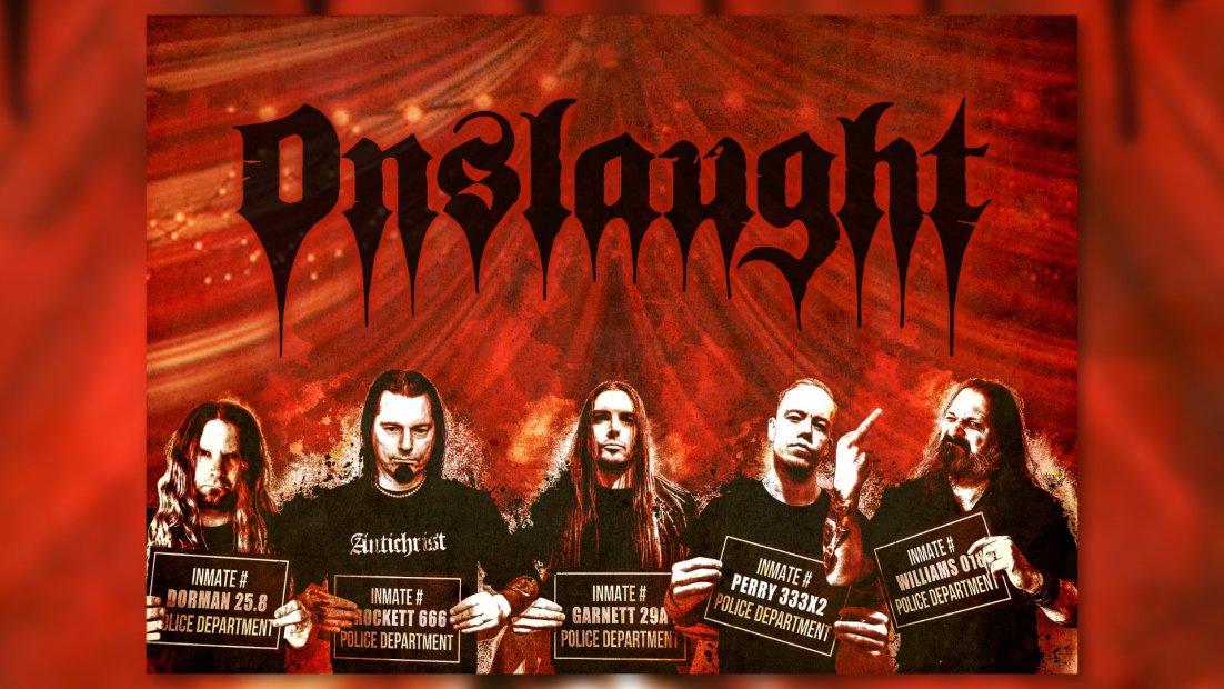 Onslaught band members