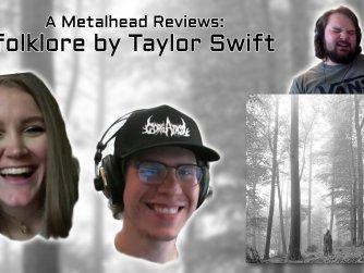 Taylor Swift folklore album art