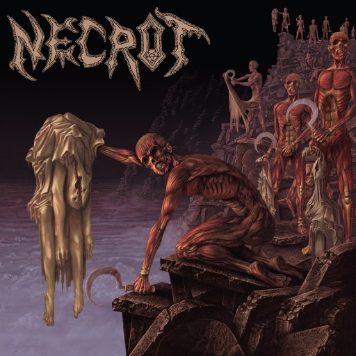 Necrot Immortal Album Art