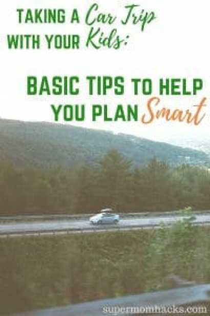 I've learned lots about traveling with kids the hard way. Lesson #1: PLAN AHEAD. Read this post for my best car trip tips, and you can avoid my mistakes!