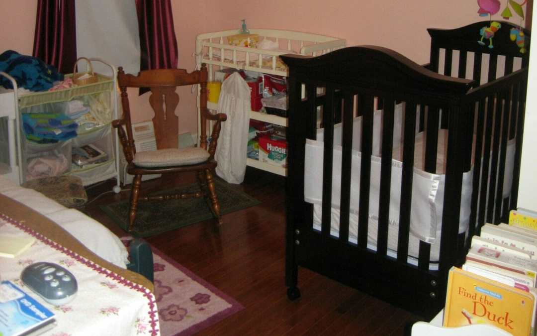 Baby in a Small Space: Five Hacks to Save Room (and Money!)