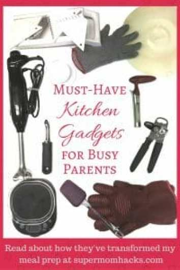 if youre a parent who likes to cook these must have kitchen - Must Have Kitchen Gadgets
