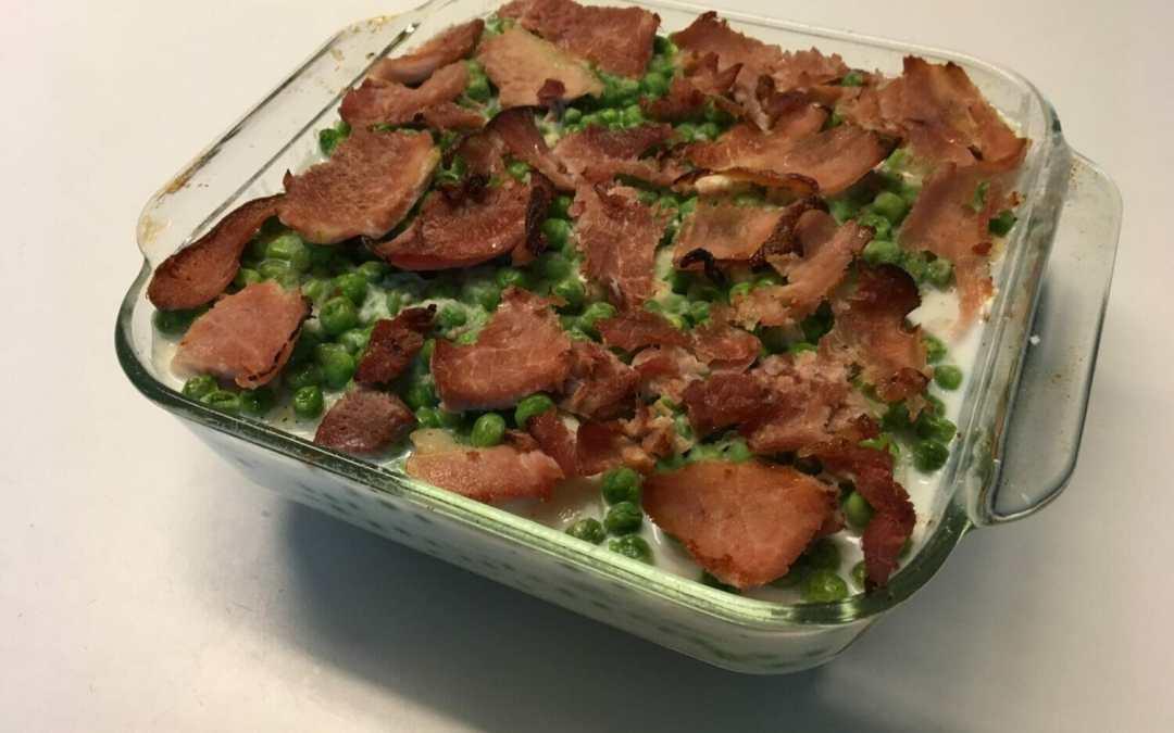 Our Favorite Leftover Easter Ham Casserole