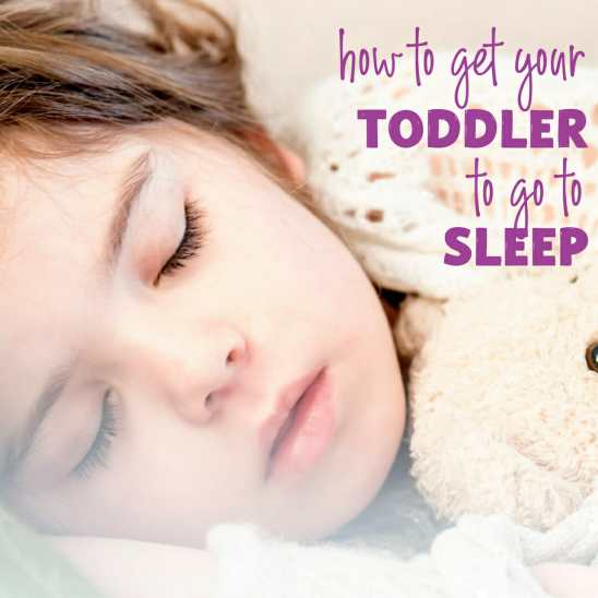 Got a toddler-monster who WILL NOT go to sleep at night? Read this post for some quick-start tips on how to get your toddler to sleep when it's bedtime.