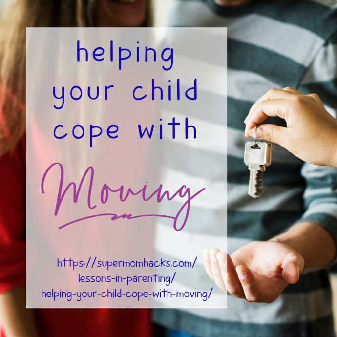 Whether you're relocating for work or family, helping your child cope with moving is critical for their well-being. These tips will help you to help them.