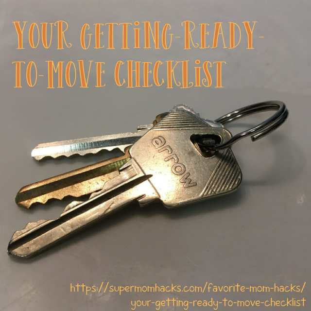 Getting ready to move soon? This checklist will get you started on all the things you need to remember, with tips on easy ways to cross them off fast.