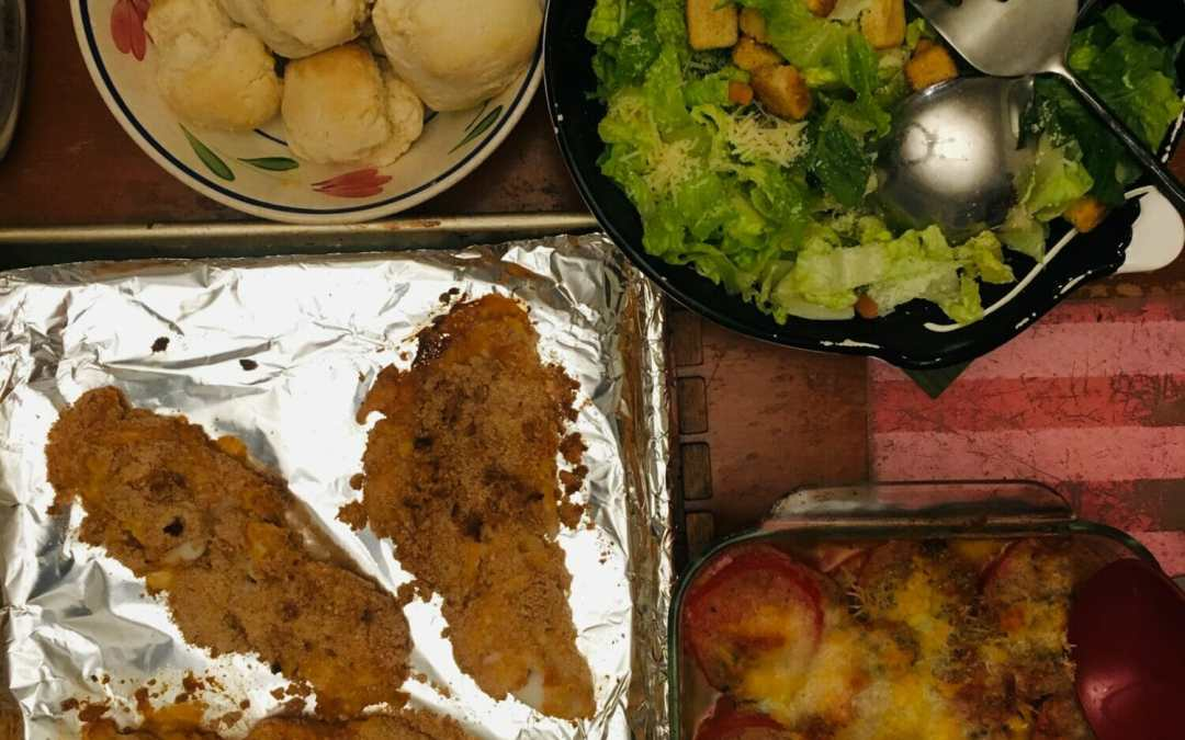 Quick Tips for Healthy Family Eating
