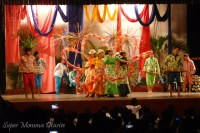 A traditional Tagalog folk dance