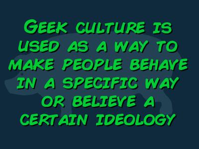 geek culture side 2
