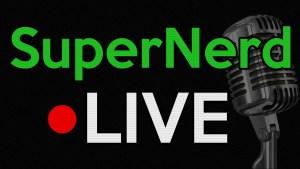 SuperNerd LIVE