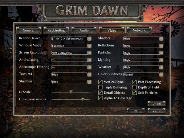 Grim Dawn Review - SuperNerdLand