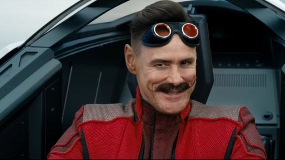 Jim Carrey as Robotnik