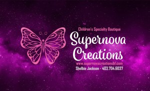 Supernova Creations - Welcome