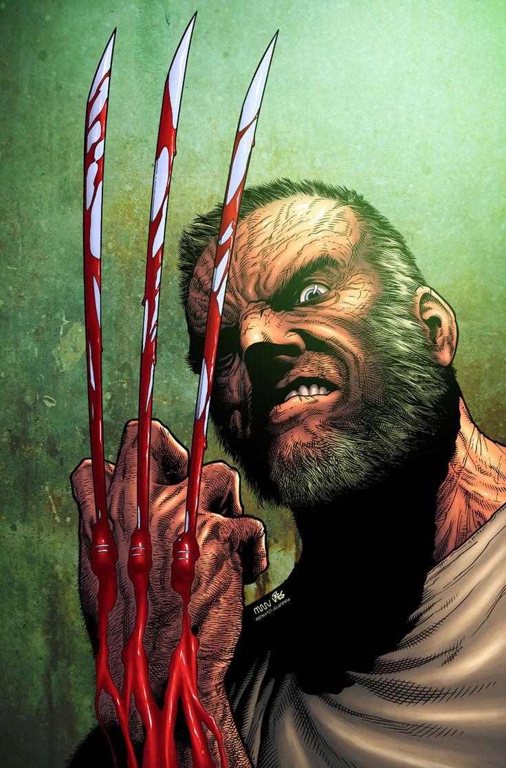 Ltimo Filme Do Wolverine Ser Baseado Em Old Man Logan
