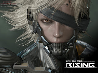 Metal Gear Solid Rising pc game