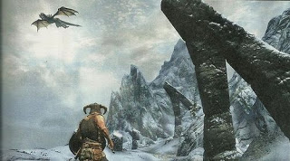 The Elder Scrolls V : Skyrim pc game