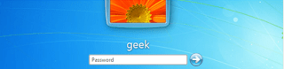 Reset forgotten password in windows 7 and vista