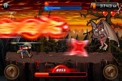 Devil Ninja2 (vs Boss)