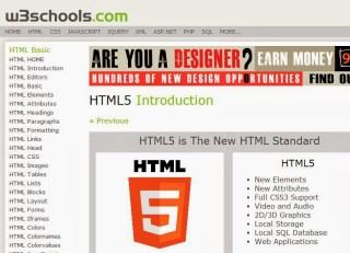 w3schools offline version