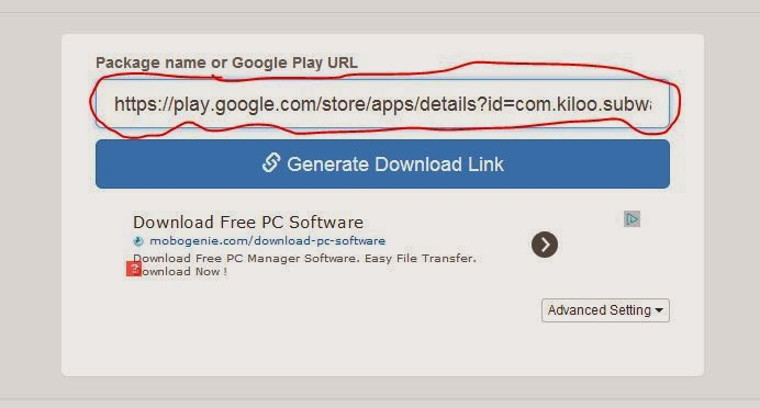 How to Download APK Files to PC From Google Play Store -Tips,tricks