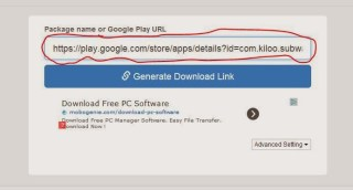 Downloading apps from playstore to PC