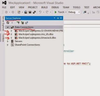 visual studio-entity framework error