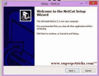 netcut- wifikill for pc