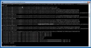 backup-registry-command