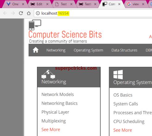 how to run asp net mobile application on emulator