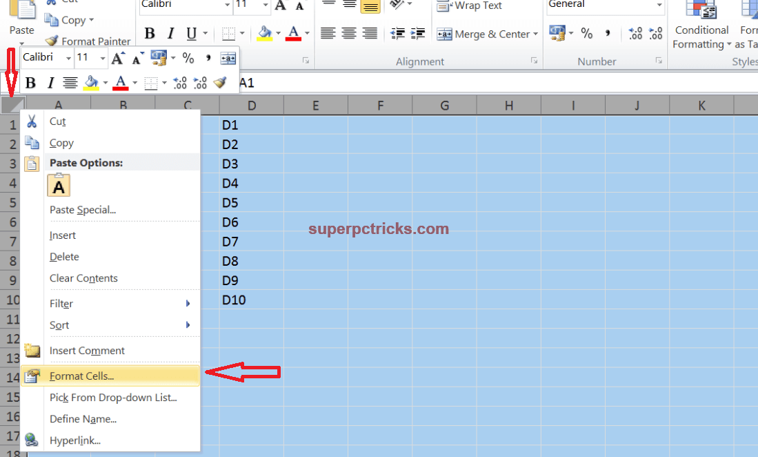 How To Protect Individual Cells And Cell Areas In Excel Tipstricks