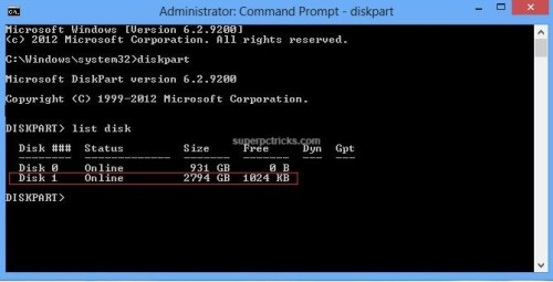 windows could not update the computer's boot configuration win 10