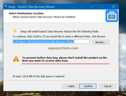 recover deleted files free