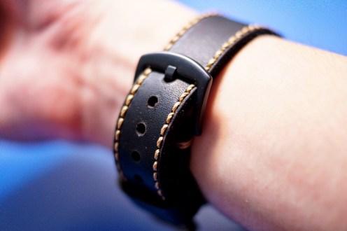 Black Classic watch 3