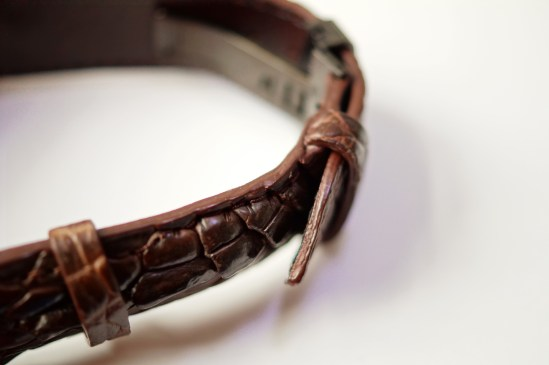 Mintapple Genuine Crocodile Apple Watch Strap 12