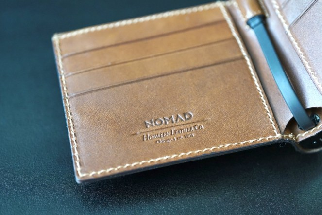 Nomad Leather Wallet 12