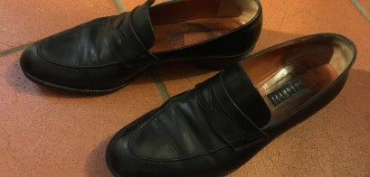 Leather and excellent craftsmanship in Italian shoes