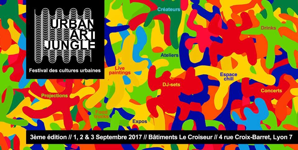 Urban Art Jungle Festival #3
