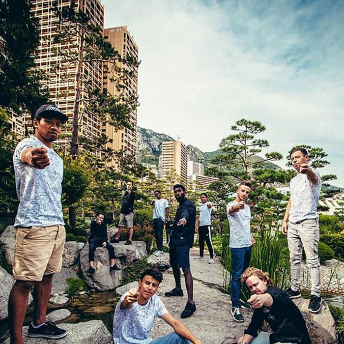 Atelier hip-hop w/ Pockemon Crew • 11 juillet 2019