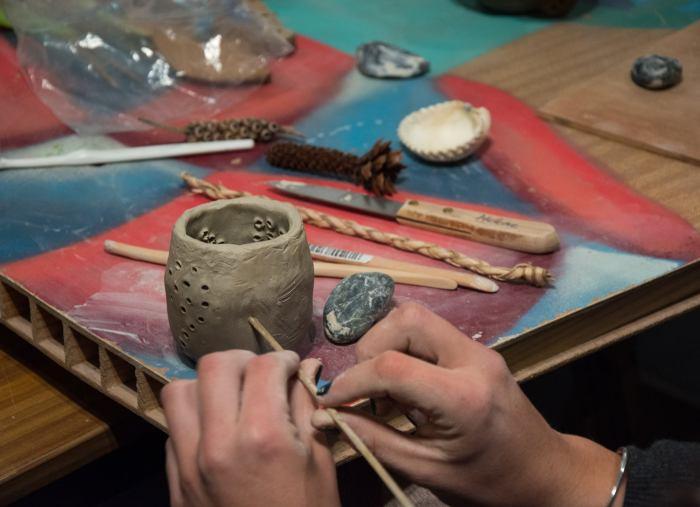 Atelier de céramique – One Shot | Urban Art Session
