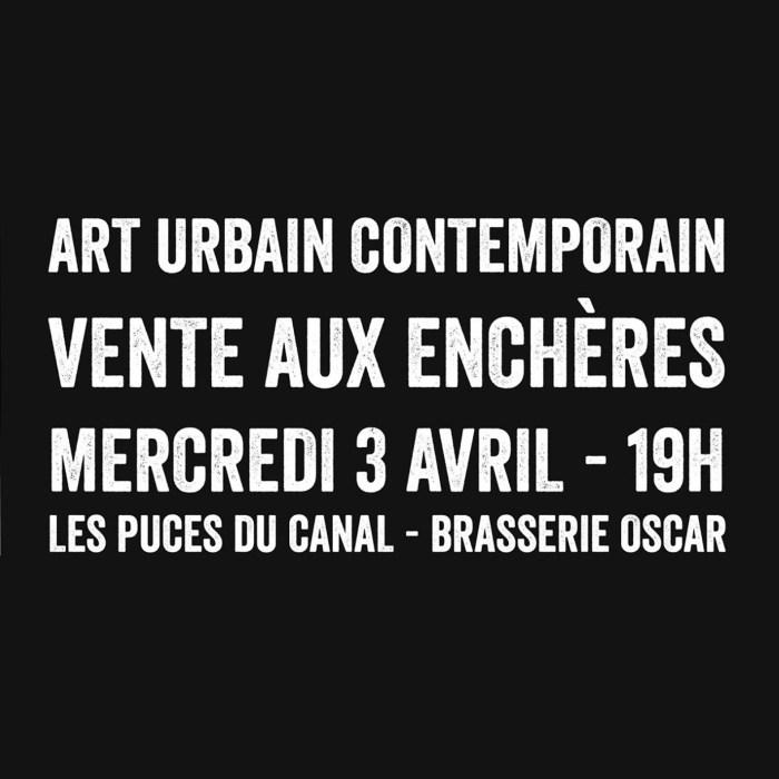 Art Urbain Contemporain | Ventes aux enchères