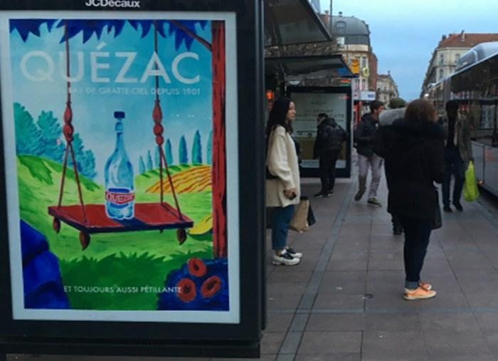 Quézac et JCDecaux – 2018