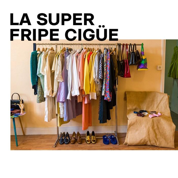 25 juil. : Super Fripe Cigüe vintage