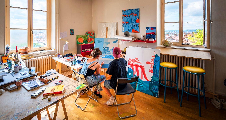 Miette et Bouda, tout ce qu'il faut savoir sur leur exposition à Lyon