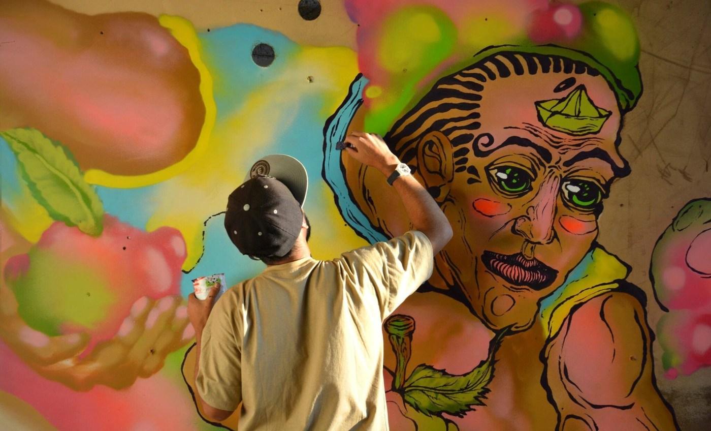 L'univers coloré de Yandy Graffer