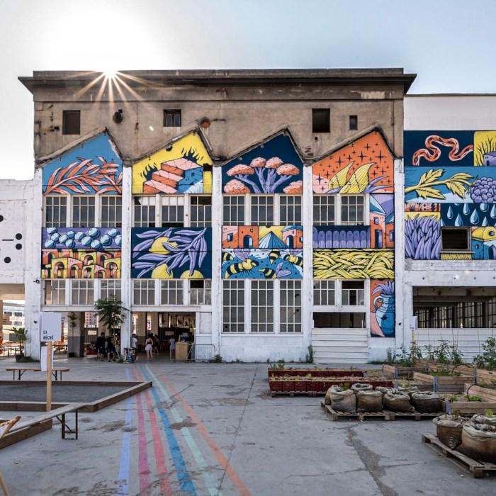 La Cité des Halles — 2021