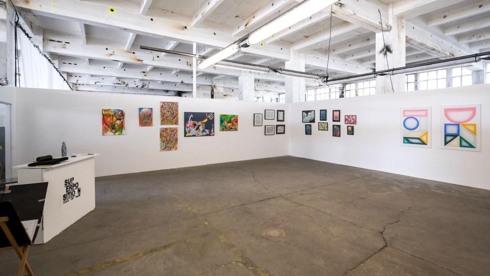 Galerie Superposition_Cité des Halles