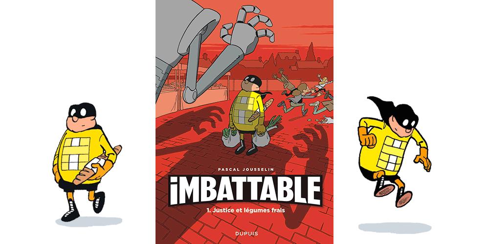 Imbattable, par Pascal Josselin