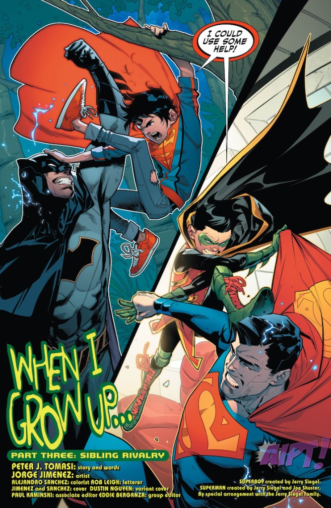 Super Sons #3 -page 03