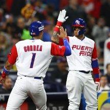 Puerto Rico vence a Estados Unidos y avanza a semifinales del Clásico