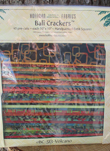 Bali Crackers Quilt Kit